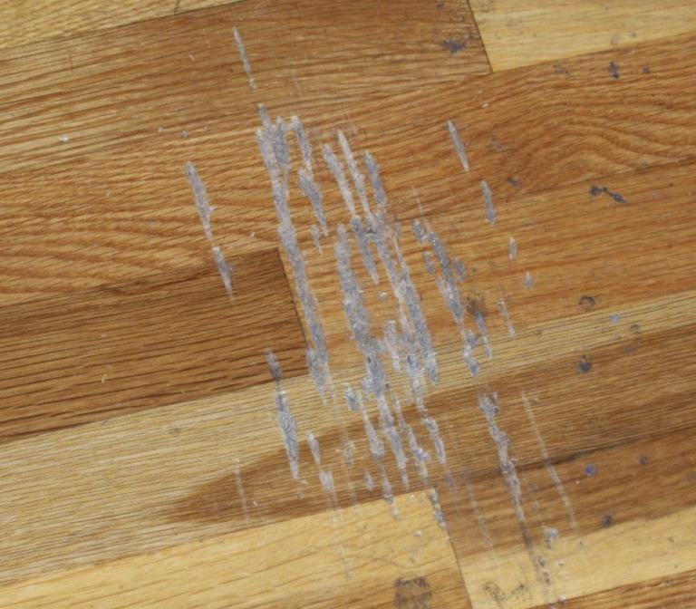 Hardwood Floor Scratches Plano